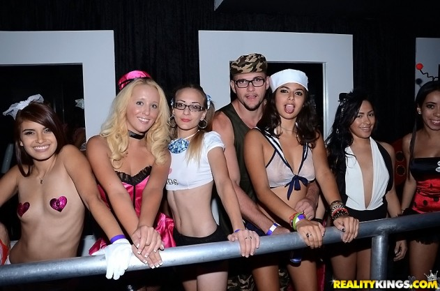 Selena Haze   In The VIP (Kings Of Halloween)